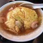 中国料理 上海厨房 -  天津飯 650円