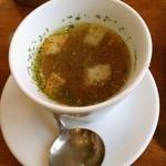 27609018 - 2014.4 ランチ用スープ