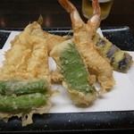 天布良 万喜 - 天ぷらコース