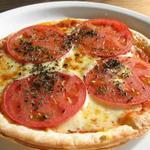 カフェ・ロシェ - 人気商品のピザ