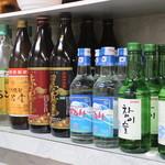きよし - 韓国の焼酎