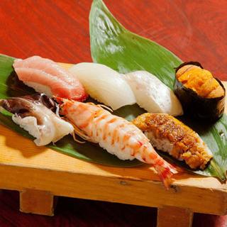当店自慢のお寿司は【料理人の匠の技が息づく本格寿司】