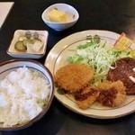 キッチン かな杉 -  Aランチ 600円