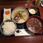 27614657 -  鰯の梅煮定食900円