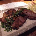 玄 - 豚肩ロースの京味噌焼き