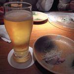 玄 - 白身魚のカルパッチョ