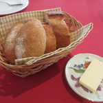 アルカション -  ライ麦のパン、バゲット