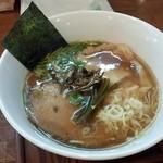 麺ゃ しき -  しき麺