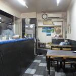 大阪飯店 -  店内
