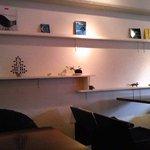 ニロ カフェ - 店内