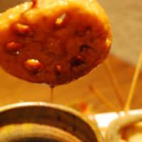 串とんぼ - アツアツの串揚げは1本1本お店で手作り♪