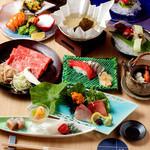 美食 個室・炭火焼・ワイン 縁 - 個別盛りでの宴会プランは接待、会食などに好評です