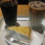 カフェ ソラーレ - ミルクレープと