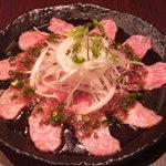 2764887 - 牛肉のタタキ