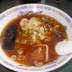 とんかつ熊さん - 料理写真:とんかつ熊さん ラーメン 580円
