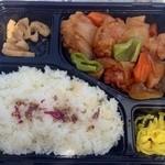 にぎわい市場 マルス - 料理写真:酢鶏弁当