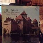おとふけ - ビル・エバンスのモントルージャズフェスティバルのアルバムジャケット。
