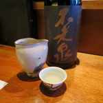 焼鳥YAMATO - 日本酒2