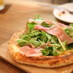 Pizza Stand Poco -  プロシュートルッコラ(15cm)