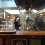 蘭丸 - 厨房の様子です