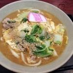 27663628 -  豚菜麺玉子とじ
