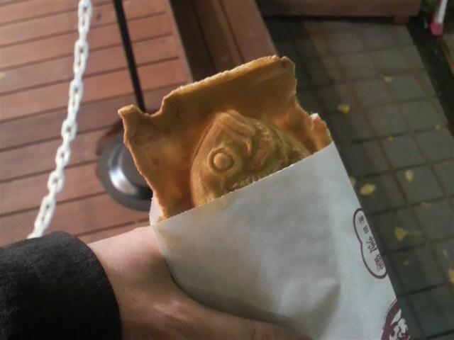 たいやき神田達磨 神保町店