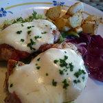 ボーノ - ランチメイン 鶏肉のモッツァレラ