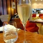 ピュールピュール -  スパークリングワイン