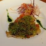 ピュールピュール -  徳島産金目鯛の香草パン粉焼き