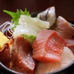 27693922 -  海鮮丼