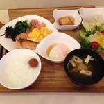 ホテル ココ・グラン北千住 - 朝食アラカルト