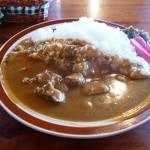 ひこーき雲 - 料理写真: ビーフカレー