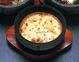 黒毛和牛焼肉 うしくろ - 石焼きチーズビビンパ!チーズがトロけて絶品!