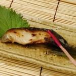 かさはら - 銀鱈の西京焼き
