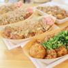 あっちち本舗 - 料理写真: 美味しいたこ焼き☆お好みの味をお選び下さい^^