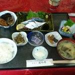 Sekinoteikatsumaru -  関サバ定食