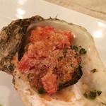 あかんたーれ -  【岩牡蠣のオーブン焼き】