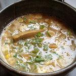 Karyuuhansou - 「こってりつけ麺」つけ汁