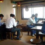 Karyuuhansou - 「華龍飯荘 茅場町店」2階席