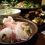 ぼっけもん -  コース料理