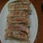 万豚記 - 焼き餃子