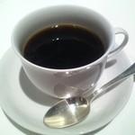 銀座 ハプスブルク・ファイルヒェン - コーヒーはお代わりが出来ました☆