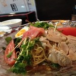 香琳園 -  冷麺セット