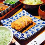 かつ吉 - 国産銘柄豚ひれかつ定食