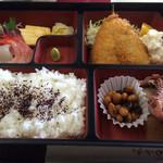 地魚食道 瓢 - 日替り定食