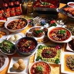 九龍城飯店  - 中国の四川、上海、東北 南北料理を取り入れ在日中国人もよく訪ねる本場の味です