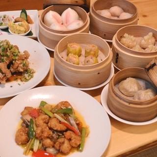 ◆本格中華コース料理をご用意♪