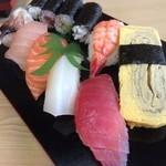 ぎふ初寿司 - 料理写真: 松