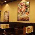 イトーヤ コーヒー ショップ -  よさこいのポスターが