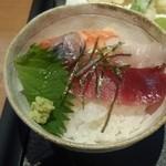 個室居酒屋 熟成魚 うらら -  ミニ海鮮丼